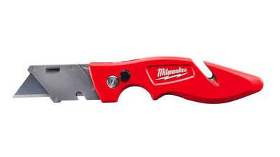 Cutter Milwaukee FASTBACK à cran d'arret prix pas cher