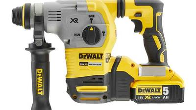 Perforateur sans fil SDS-Plus DEWALT DCH283