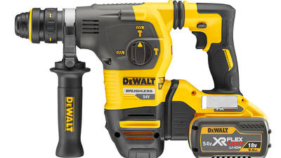Perforateur sans fil SDS-Plus DEWALT DCH334 54 V XR FLEXVOLT