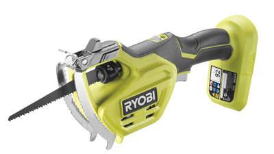Elagueur à main sans fil Ryobi RY18PSA-0
