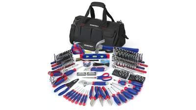 Ensemble d'outils à main de réparation WORK PRO W009037A