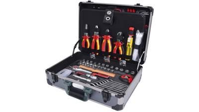 """Ensemble d'outils d'électricien 1/4 """"+ 1/2"""" KS TOOLS 911.0628"""
