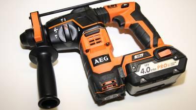 Perforateur sans fil BBH18 LI-402C AEG