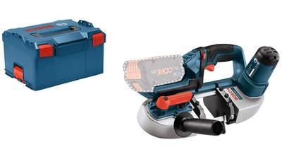 Scie à ruban sans fil GCB 18 V-LI Professional 06012A0301 Bosch