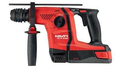 Perforateur-Burineur Hilti TE 6-A36 (4)