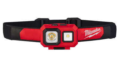 Lampe frontale LED Milwaukee sur pile HL-SF
