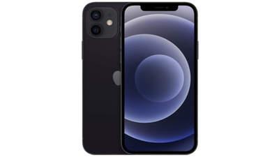 Iphone 12 256 Go noir Apple