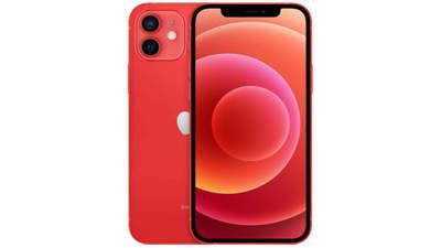 Iphone 12 256 Go rouge Apple