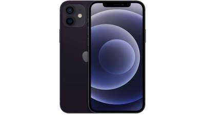 Iphone 12 64 Go noir Apple