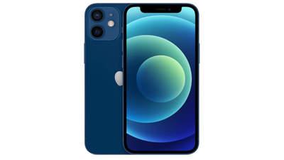Iphone 12 mini 256 Go bleu Apple