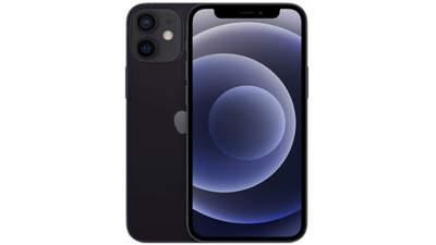 Iphone 12 mini 64 Go noir Apple