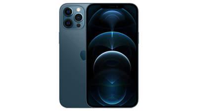 Iphone 12 pro max 256 Go GO bleu pacifique Apple
