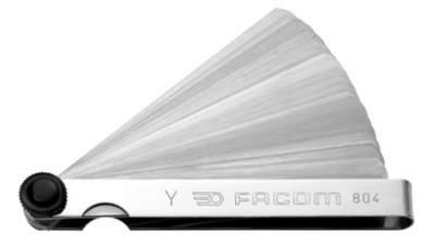 Jauge d'épaisseur métriqueFacom 804