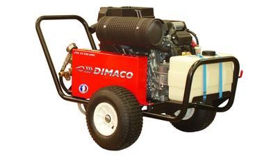 Nettoyeur Haute Pression Moteur Essence 24 CV DIMACO JTE 15 500 HDE