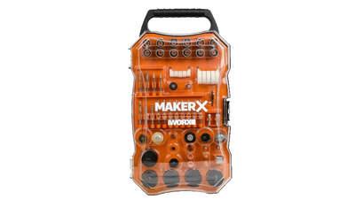 Kit d'accessoires pour outil rotatif MAKERX WA7208 WORX