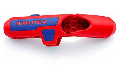 Knipex 16 95 01 SB ErgoStrip Outil universel à dégainer 135 mm