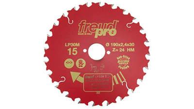 Lame de scie circulaire Freud LP30M015 TCT