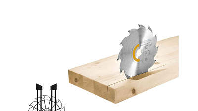 lame de scie circulaire Wood Rip Cut 205550 HW 160x1,8x20 PW12 Festool