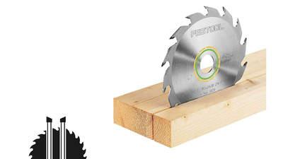 lame de scie circulaire Wood Rip Cut 496301 HW 160x2,2x20 PW12 Festool