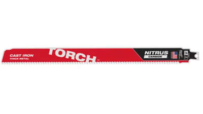 lames de scie sabre Milwaukee TORCH NITRUS TCT 300 48005263 1 pièce