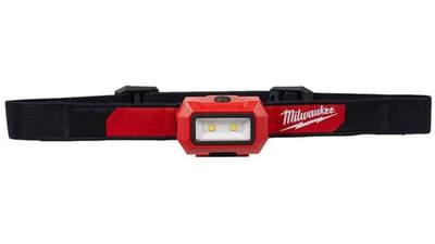 lampe frontale compacte sur pile HL2-LED Milwaukee