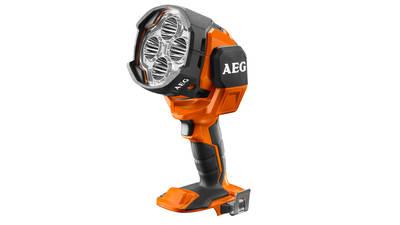 Projecteur LED sans fil AEG BTL18-250-0