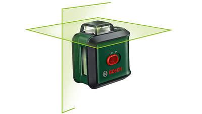 Laser lignes Bosch UniversalLevel 360