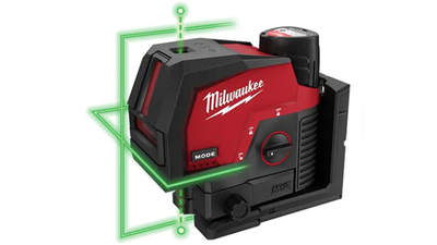 laser Milwaukee M12 CLLP-301C