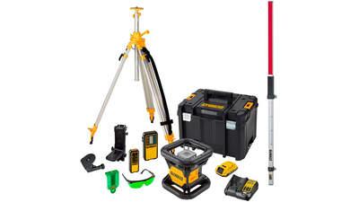 Laser rotatif DCK379D1G-QW Dewalt