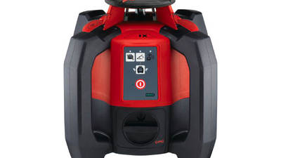 Laser rotatif double pente HILTI PR 300-HV2S