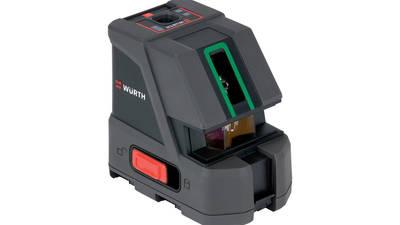Laser croix Würth CLG-15 avec faisceau vert