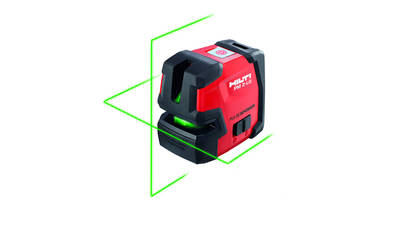 Laser lignes Hilti PM 2-LG