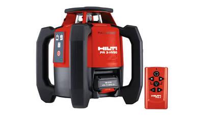 Laser rotatif Hilti PR 3-HVSG