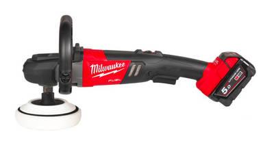 Polisseuse sans fil Milwaukee M18 FAP180-502X