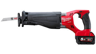 Scie sabre Milwaukee M18 CSX-502C © Zone Outillage