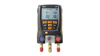 Manomètre froid électronique Testo 549