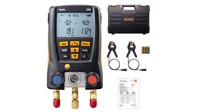 Manomètre froid électronique Testo 550
