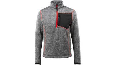 Mascot 50149-951-08-4XL Reims Pull Taille 4XL Gris