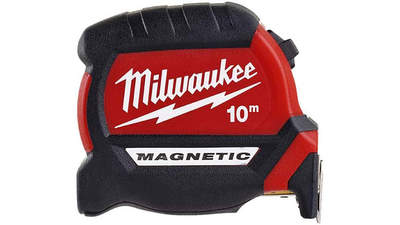 Mètre ruban Milwaukee Magnetic 10 m 4932464601