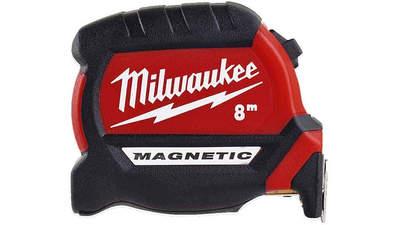 Mètre ruban Milwaukee Magnetic 8 m 4932464600