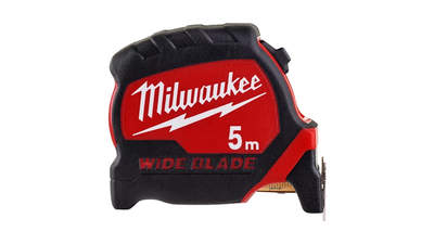 Mètre ruban Milwaukee Wide blade 5 m 4932471815
