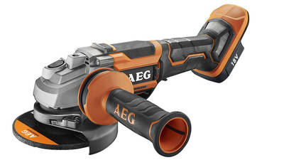 Meuleuse sans fil AEG BEWS 18-125BLPX-0