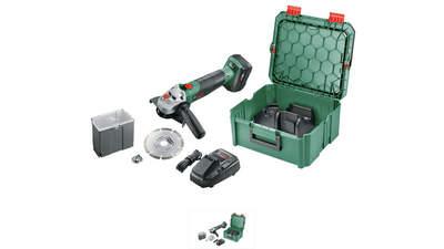 Meuleuse sans fil 06033D9001 Advanced Grind 18 Bosch et SystemBox