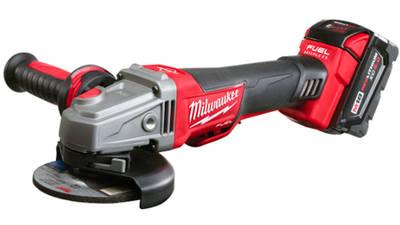 Meuleuse sans fil Milwaukee M18 CAG125XPDB-502X
