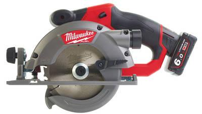 Scie circulaire sans fil Milwaukee M12 CCS44-602X