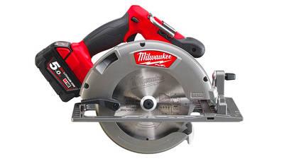 Scie circulaire sans fil M18 CCS66-502X Milwaukee prix pas cher