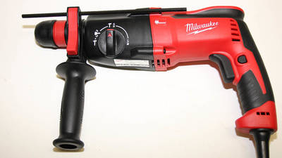 Perforateur filaire PH 26 X Milwaukee