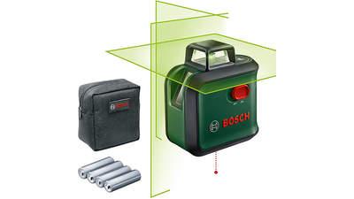 Niveau Laser AdvancedLevel 360 Basic 0603663B03 Bosch