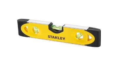 Niveau torpedo Bimatiere 25 cm Stanley 0-43-511