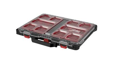 Organiseur Slim 10 casiers Milwaukee PACKOUT 4932471064